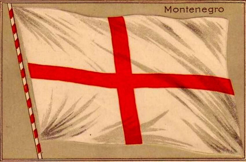 O zastavi i grbu Knjaževine Crne Gore (4)