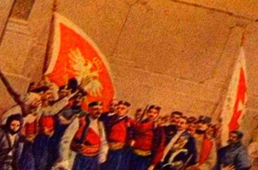 O zastavi i grbu Knjaževine Crne Gore (7)